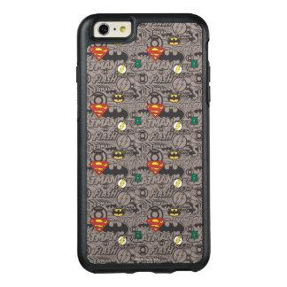 JL Core Supreme 6 OtterBox iPhone 6/6s Plus Case