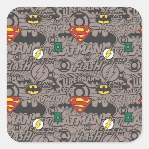 JL Core Supreme 6 Stickers