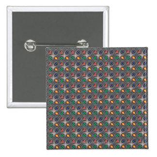 JL Core Supreme 9 15 Cm Square Badge
