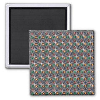 JL Core Supreme 9 Square Magnet