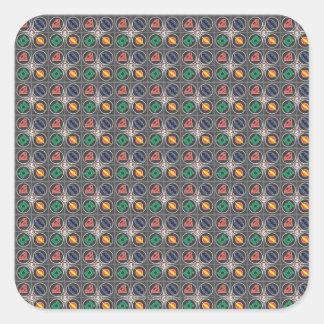 JL Core Supreme 9 Square Sticker