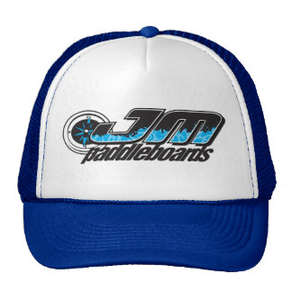 JM Paddleboards Trucker Hat - Compass