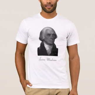 JMadison T Shirt, James Madison T-Shirt