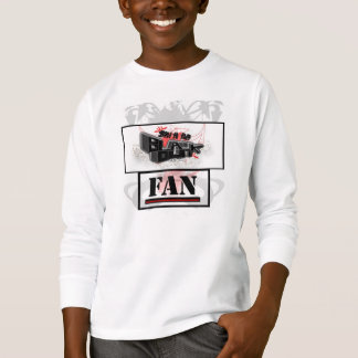 JMC Male Fan T Shirt