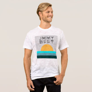 JMMY BFFT Blue Sunset T-Shirt
