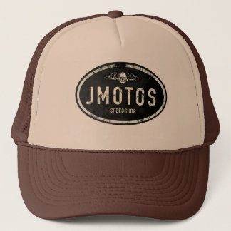 JMOTO's Speedshop Trucker hat