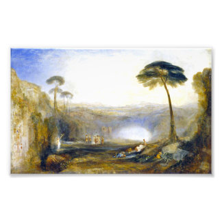 JMW Turner The Golden Bough Photograph