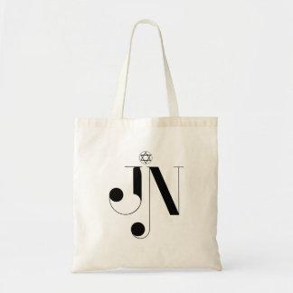 JN Logo Small Tote Bag