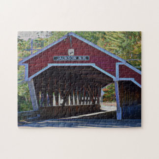 JNH Covered Bridge Puzzle
