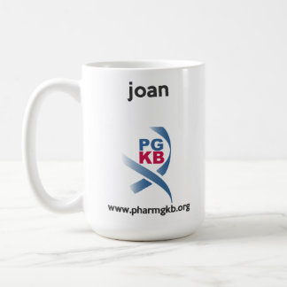 joan coffee mug
