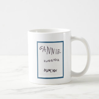 Joan for Duncan Gannie Coffee Mug