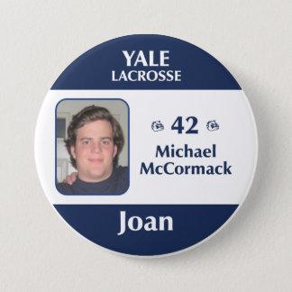 Joan - Michael McCormack 7.5 Cm Round Badge
