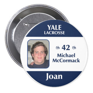 Joan - Michael McCormack 7.5 Cm Round Badge