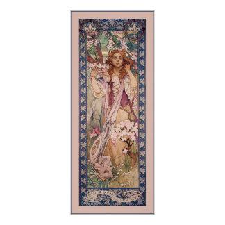 Joan of Arc ~ Alphonse Mucha Poster