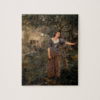 joan of arc jigsaw puzzle