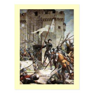 Joan of Arc, Jules Eugène Lenepveu Vintage Postcard