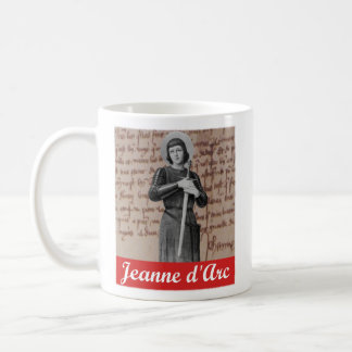 Joan of Arc Mug