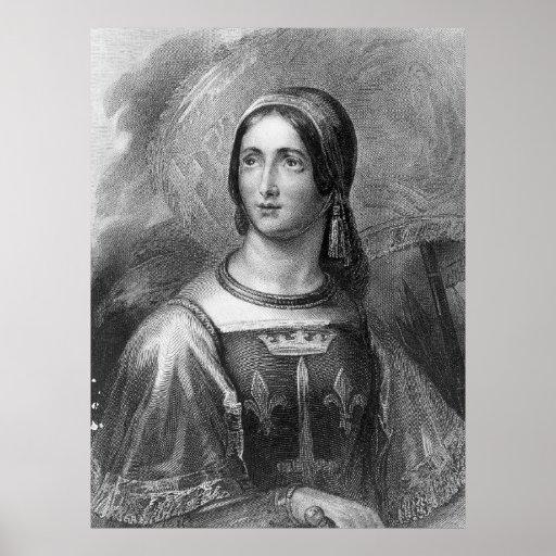 Joan of Arc Print