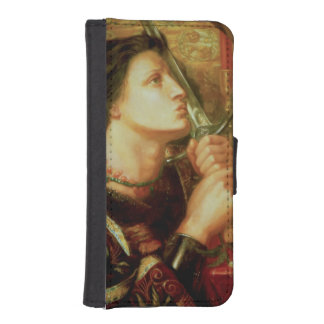 Joan of Arc iPhone 5 Wallet Cases