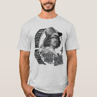 Joaquin Murrieta Legendary Bandido T-Shirt