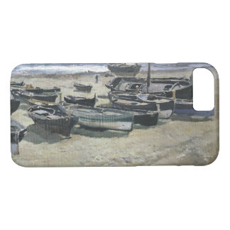 Joaquin Sorolla - Day of the Storm, Valencia iPhone 8/7 Case