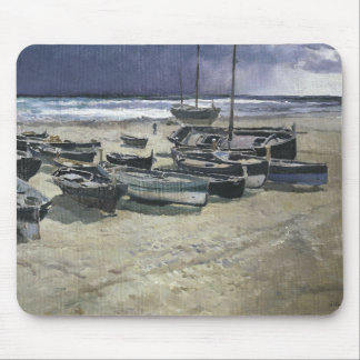 Joaquin Sorolla - Day of the Storm, Valencia Mouse Pad