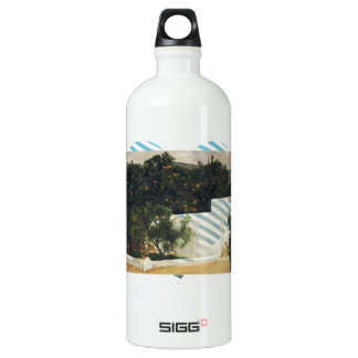 Joaquín Sorolla- Orange trees on road to Seville SIGG Traveller 1.0L Water Bottle