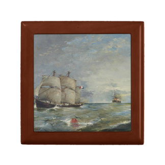 Joaquin Sorolla - Sailboats in the Sea Gift Box