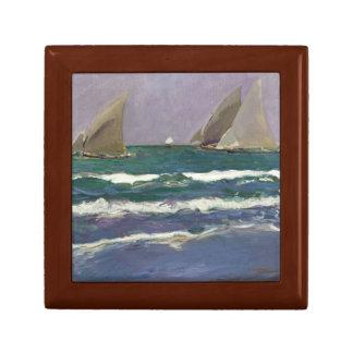 Joaquin Sorolla - Ship Sails in the Sea Gift Box