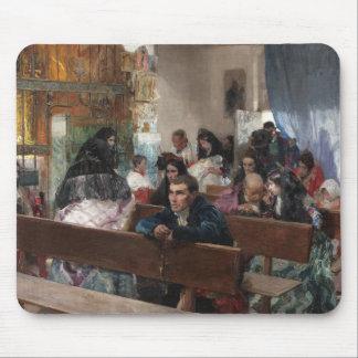 Joaquin Sorolla - The Baptism Mouse Pad