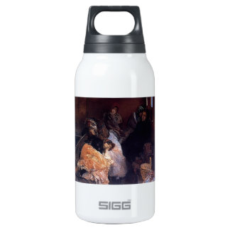 Joaquín Sorolla- Trafficking in human beings 0.3L Insulated SIGG Thermos Water Bottle