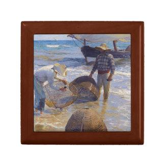 Joaquin Sorolla - Valencian Fisherman Gift Box