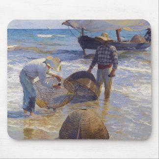 Joaquin Sorolla - Valencian Fisherman Mouse Pad