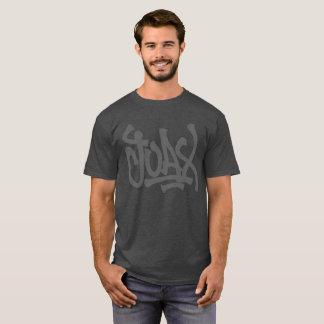 Joax grey graffiti tag T-Shirt