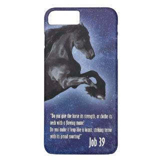 Job 39 Horse iPhone 7 Plus Case