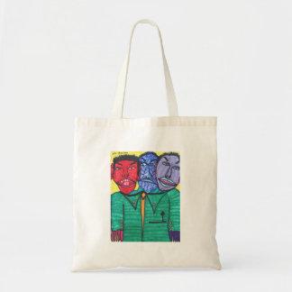 Job-Sharing Tote Bag