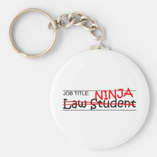Job Title Law Student Key Ring