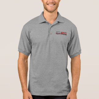Job Title Ninja - Math Teacher Polo T-shirt