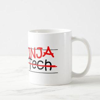 Job Title Ninja - X-Ray Tech Coffee Mug