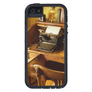 Job - Typist - A person with many interests iPhone 5 Covers