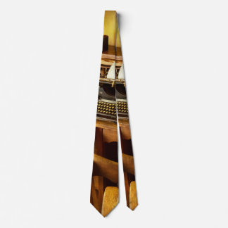 Job - Typist - A person with many interests Tie