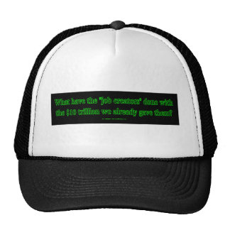 JobCreators10Trillion Trucker Hat