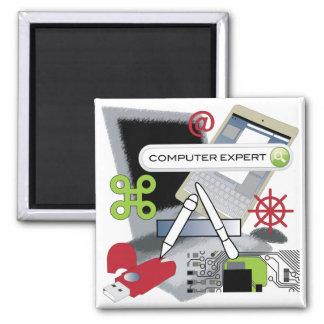 Jobs Computer Expert Magnet