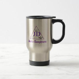 Job's Daughters Travel mug