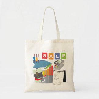 Jobs Salesperson Bag