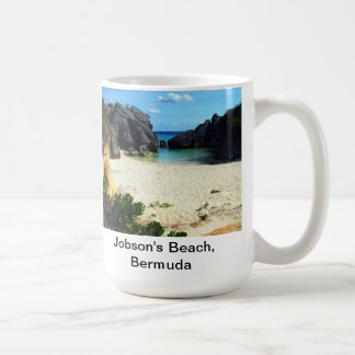 Jobson's Beach, Bermuda Coffee Mug
