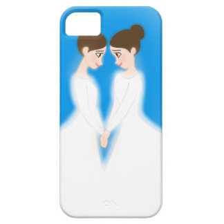 Jocelyn and Jasmine iPhone 5 Cases