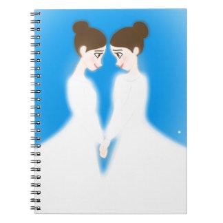 Jocelyn and Jasmine Notebook