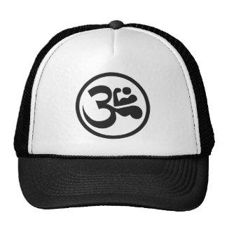 Jock Yoga - Circle Logo #HARDCORE Trucker Hat
