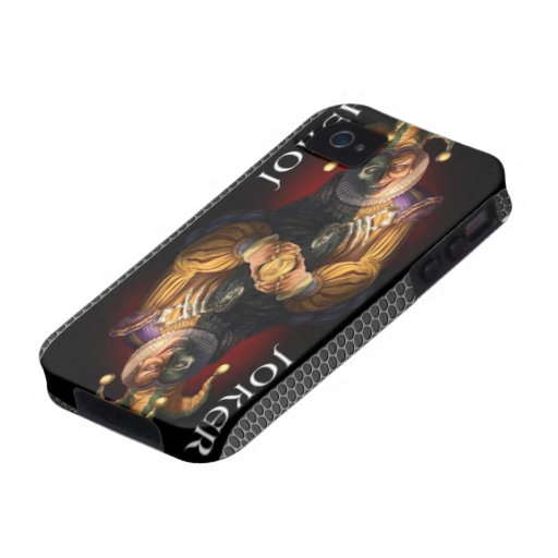 Jocker Playing Card Case-Mate iPhone 4 Covers